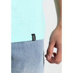 T-shirty męskie z nadrukiem: HUF ORIGINAL TEE Tshirt z nadrukiem celadon