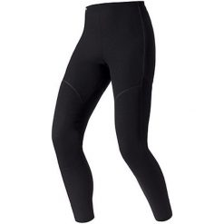 Odlo Spodnie Pants long X-WARM czarne r. XL. Czarne spodnie sportowe damskie marki Odlo, xl. Za 229,95 zł.