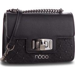 Torebka NOBO - NBAG-F4370-C020 NBAG-F4370-C020. Czarne listonoszki damskie Nobo, ze skóry ekologicznej. W wyprzedaży za 159,00 zł.