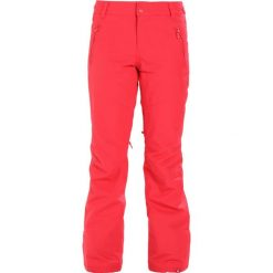 Roxy WINTERBREAK Spodnie narciarskie red. Czerwone bryczesy damskie marki Roxy, xl, z materiału, narciarskie. W wyprzedaży za 408,85 zł.