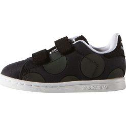 Buciki niemowlęce chłopięce: Adidas Buty dziecięce Originals Stan Smith Xenopelt czarne r. 19 (S78644)