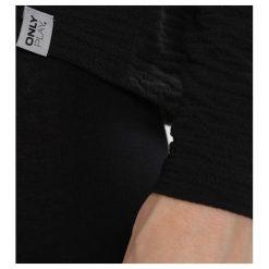 Only Play ONPHEIDI TEE Bluzka z długim rękawem black. Czarne bluzki damskie Only Play, xs, z materiału, z długim rękawem. Za 129,00 zł.