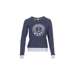 Bluzy Roxy  FULL OF JOY. Białe bluzy damskie marki Roxy, l, z nadrukiem, z materiału. Za 175,20 zł.