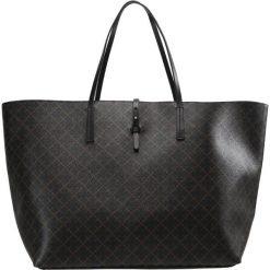 Shopper bag damskie: By Malene Birger Torba na zakupy dark chokolate