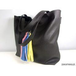 Torebki i plecaki damskie: Torebka z frędzlami