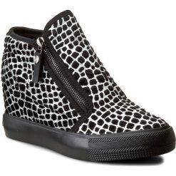 Sneakersy BIG STAR - V274944 Silver. Czarne sneakersy damskie marki BIG STAR, z gumy. Za 129,00 zł.