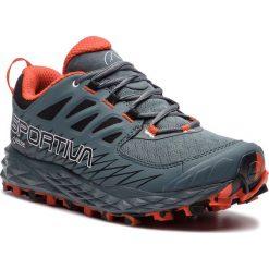 Buty LA SPORTIVA - Lycan W's Gtx GORE-TEX 36R999903 Black/Slate. Szare buty do biegania damskie marki La Sportiva, z gore-texu. W wyprzedaży za 509,00 zł.