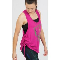 Bluzki damskie: Spokey Koszulka damska Puff różowa r. uniwersalny (839541)