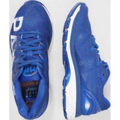 ASICS GELNIMBUS 20 PARIS MARATHON Obuwie do biegania treningowe blue. Czarne buty do biegania damskie marki Asics. W wyprzedaży za 591,20 zł.