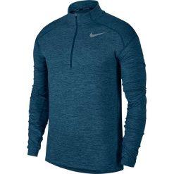 Bluza do biegania męska NIKE DRI-FIT ELEMENT HALF ZIP / 857820-474 - DRI-FIT ELEMENT HALF ZIP. Szare bluzy męskie rozpinane Nike, m, z materiału. Za 175,00 zł.