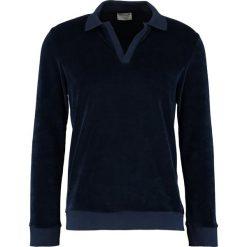 Bejsbolówki męskie: Editions MR TERRYCLOTH Bluza navy blue