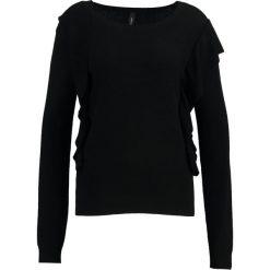 Swetry klasyczne damskie: Soyaconcept DOLLIE Sweter schwarz