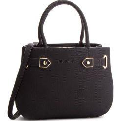 Torebka MONNARI - BAGB730-020 Black. Szare torebki klasyczne damskie marki Monnari, w paski, z materiału, duże. W wyprzedaży za 209,00 zł.