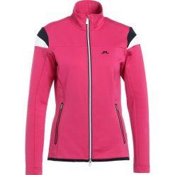 J.LINDEBERG TANAGA TECH Kurtka z polaru pink intense. Czerwone kurtki sportowe damskie J.LINDEBERG, m, z elastanu. W wyprzedaży za 566,10 zł.