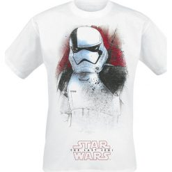 T-shirty męskie z nadrukiem: Star Wars Episode 8 – The Last Jedi – Stormtrooper T-Shirt biały