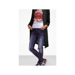 Bluzy rozpinane damskie: Czarna bluza damska na zamek