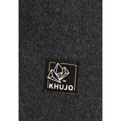 Khujo Płaszcz wełniany /Płaszcz klasyczny grey melange. Szare płaszcze damskie pastelowe khujo, m, z bawełny, klasyczne. W wyprzedaży za 683,40 zł.