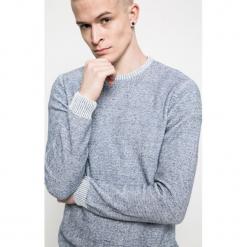 Medicine - Sweter Urban Utility. Szare swetry klasyczne męskie MEDICINE, l, z bawełny, z okrągłym kołnierzem. W wyprzedaży za 79,90 zł.