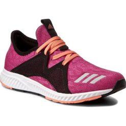 Buty adidas - Edge Lux 2 BW1428 Bahmag/Silvmt/Sunglo. Czarne buty do biegania damskie marki Adidas, z kauczuku. W wyprzedaży za 269,00 zł.