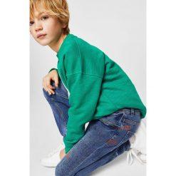 Odzież dziecięca: Mango Kids - Jeansy dziecięce Graphic 110-164 cm
