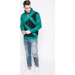 Adidas Originals - Bluza. Brązowe bluzy męskie rozpinane marki adidas Originals, z bawełny. W wyprzedaży za 269,90 zł.