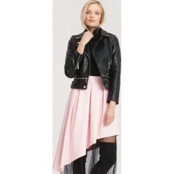 Różowa Spódnica Door To Door. Czerwone spódniczki other, na lato, uniwersalny, midi. Za 89,99 zł.