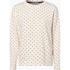 Bluzy damskie: Esprit Casual - Damska bluza nierozpinana, beżowy