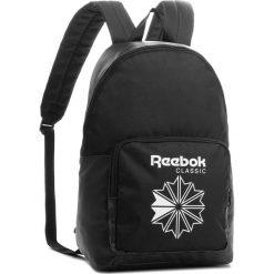 Plecak Reebok - Cl Core Backpack DA1231  Black. Czarne plecaki męskie Reebok, z materiału, sportowe. W wyprzedaży za 139,00 zł.