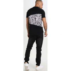 T-shirty męskie: Cristiano Ronaldo CR7 Jeansy Slim Fit ebony