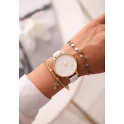 Biały Zegarek Head Of Time. Białe zegarki damskie marki other. Za 29,99 zł.