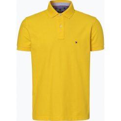 Koszulki polo: Tommy Hilfiger - Męska koszulka polo, żółty