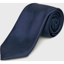 Tommy Hilfiger Tailored - Krawat. Szare krawaty męskie marki Reserved, w paski. Za 199,90 zł.