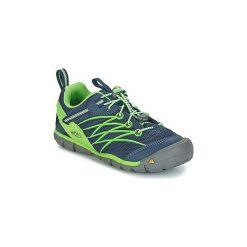 Sandały sportowe Dziecko  Keen  CHANDLER CNX. Niebieskie buty sportowe dziewczęce Keen. Za 207,20 zł.