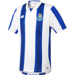 Koszulka FC Porto Home Kit. Szare koszulki do piłki nożnej męskie marki New Balance, na jesień, l, z materiału. W wyprzedaży za 99,99 zł.