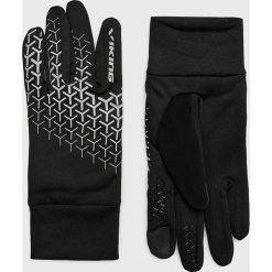 Viking - Rękawiczki. Czarne rękawiczki męskie marki Viking, z dzianiny. Za 59,90 zł.