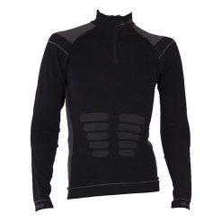 Bluzy męskie: Viking Bluza Efer (turtleneck) rozmiar XL czarna (5001740 XL)