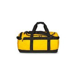 Torby podróżne The North Face  BASE CAMP DUFFEL M. Żółte torby podróżne marki The North Face. Za 549,00 zł.