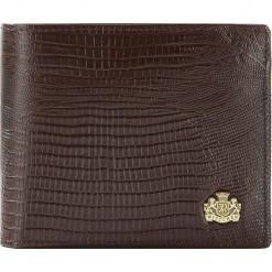 Portfel 15-1-040-4J. Żółte portfele damskie Wittchen. Za 329,00 zł.