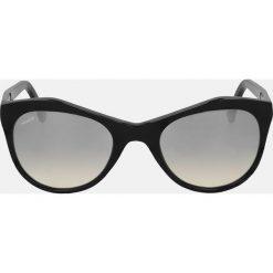 Czarne okulary przeciwsłoneczne. Czarne okulary przeciwsłoneczne damskie aviatory Kazar. Za 399,00 zł.