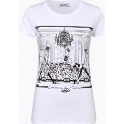 Liu Jo Collection - T-shirt damski, czarny. Czarne t-shirty damskie Liu Jo Collection, l. Za 349,95 zł.
