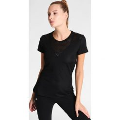 Adidas Performance FEMININE TEE Koszulka sportowa black. Czarne t-shirty damskie adidas Performance, m, z elastanu. Za 149,00 zł.