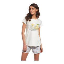 Piżama My Bike 628/103. Białe piżamy damskie marki MAT. Za 76,90 zł.