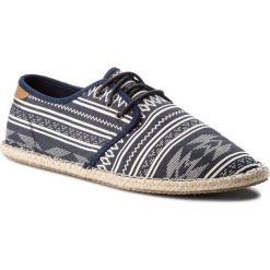 Espadryle męskie: Espadryle TOMS – Diego 10011606 Navy Ethnic Tribal