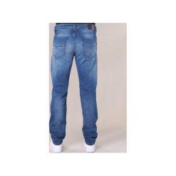 Jeansy straight leg Diesel  LARKEE BEEX. Niebieskie jeansy męskie Diesel. Za 559,20 zł.