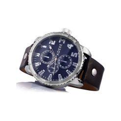Zegarki męskie: Zegarek Adexe Męski Sensor V niebieska