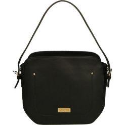 Torba - 115-023-K NER. Żółte torebki klasyczne damskie Venezia, z materiału. Za 229,00 zł.
