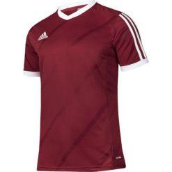 Adidas Koszulka piłkarska męska Tabela 14 bordowo-biała r. M (F50272). Białe koszulki sportowe męskie Adidas, m. Za 61,57 zł.