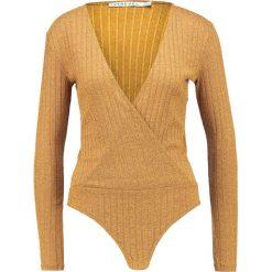 Bluzki asymetryczne: Ivyrevel SANGRIA  Bluzka z długim rękawem mustard