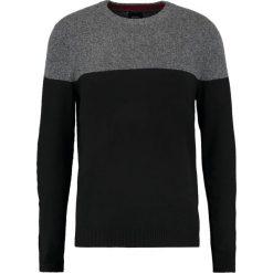 Swetry klasyczne męskie: Burton Menswear London BOUCLE CHAR Sweter grey
