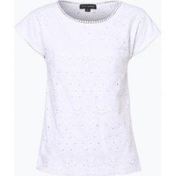 Franco Callegari - T-shirt damski, czarny. Zielone t-shirty damskie marki Franco Callegari, z napisami. Za 129,95 zł.